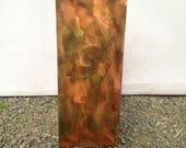 Custom order for Gary Metal pedestal furniture sculpture  by Holly Lentz