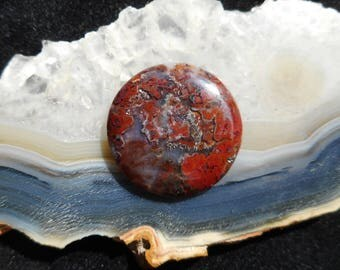 Red Mexican Moss Agate (RMM081713)