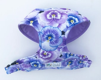 Pansy Comfort Soft Dog Harness - Made to Order -