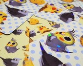 Cute Cockatiels Bookmark, Cockatiel Gifts, Bird Gifts, Cute Bookmark, Book Lover, Funny Bookmark