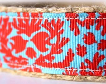 Coral Sea Dog Collar