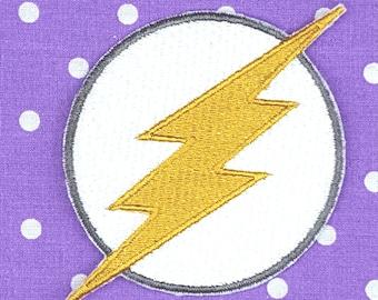 Justice League The Flash Patch