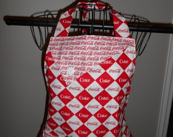 Coca Cola/Coke Women's Apron