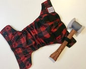 Lumberjack Pocket or AI2 Cloth Diaper