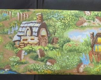 Multi Hedgehog Village - 120-13721 - Paintbrush Studio