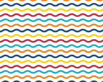 7.00 A Yard - Sale Ends Tomorrow  - Colorfully Creative Crayola For Riley Blake  - C5404-MULTI