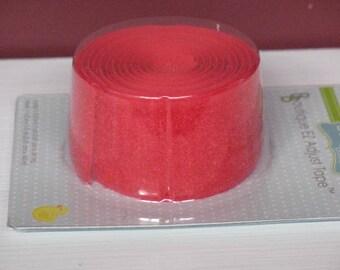 Babyville Boutique EZ Adjustable Tape Red