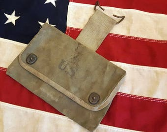 WWI Squad Leader's Pouch- 1917
