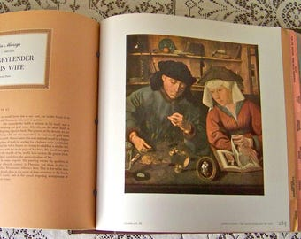Vintage World's Great Paintings History of Painting Vintage 1960
