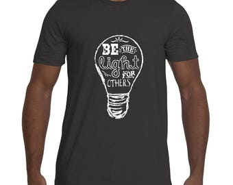 Be the Light For Others Awareness T-shirt