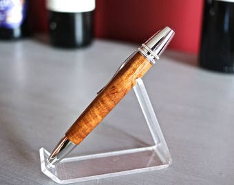 Curly Koa Twist Pen - Polaris Style