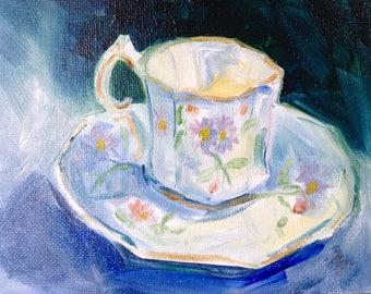 Teacup Oil