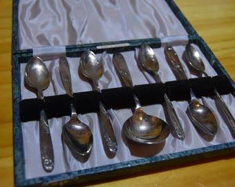 Vintage Teaspoon Set