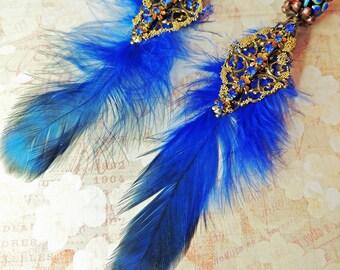 My lovely Bohemian earrings