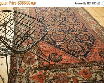10% OFF RUGS 4x7.5 Antique Malayer Rug
