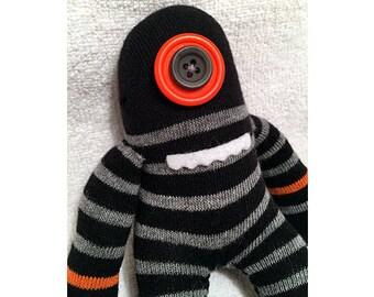 Cyclops (black, orange, and gray)