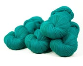 """Isotope 6-Ply Heavy Lace """"Triton"""" 100% Superwash Merino Hand Dyed Yarn 750yds"""