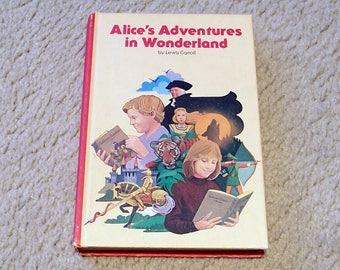 Alice's Adventures In Wonderland by Lewis Carroll 1979