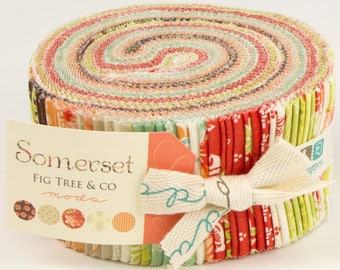 Somerset by Fig Tree and Co Jelly Roll