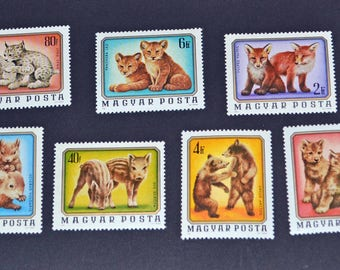 Hungary 1967 18 Mint stamps