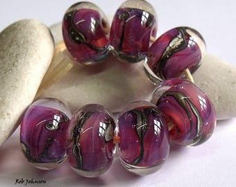 The Silk Road, Lampwork Beads, SRA, UK