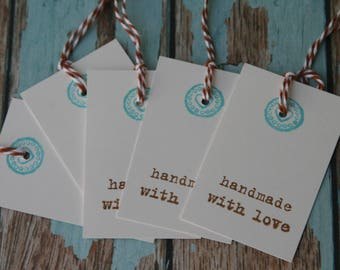 SPECIAL 28 Assorted Christmas Tags ~ Christmas Gift Tags ~ Baked Goods Tags ~ Tags for Homemade Biscuits