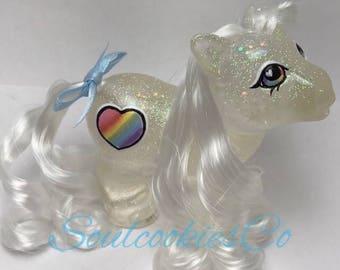 Custom My Little Pony Rainbow Love