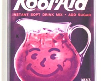Grape Kool Aid Fridge Magnet