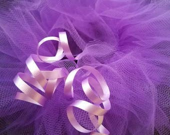 Water bottle Tutus 10 for 29.00 and free domestic shipping/wedding / Baby Shower /any occasion favors
