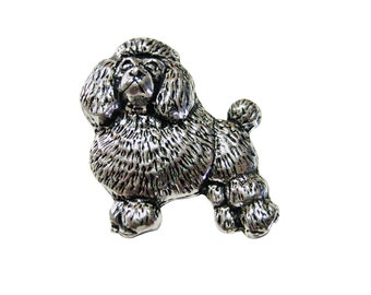 Poodle Dog Magnet