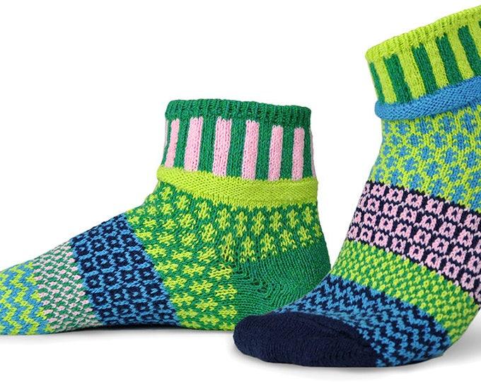 Solmate Socks - Sweetpea Anklet Socks