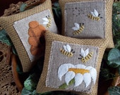 A Bee Story Pillow Tuck Bowl Fillers