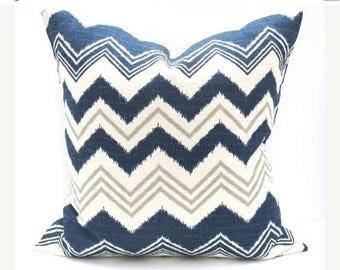 15% Off Sale Navy pillow, Blue Pillow Covers, Decorative Pillows, Gray pillow, Gray Pillow cover, Accent Pillow, Throw Pillows, Toss pillows