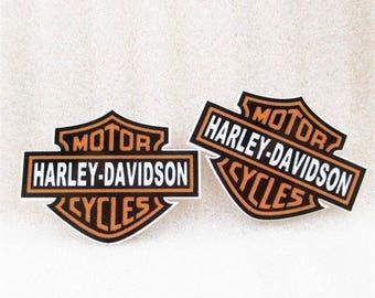 Harley Davidson Cabochon Flatback Resin Motorcycles Size 40*30 mm