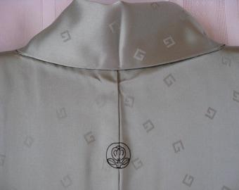 Vintage SILK Kimono#46