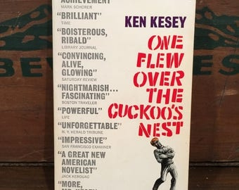 a message of individualism in one flew over the cuckoos nest by ken kesey Read common sense media's one flew over the cuckoo's nest review, age rating, and parents guide  ken kesey literary fiction  one flew over the cuckoos nest.