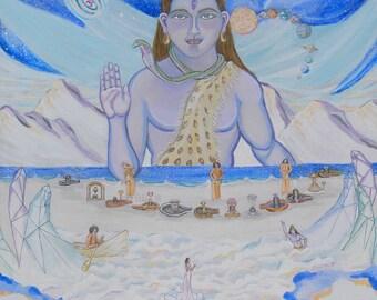 Shiva Sai Crystal Dream