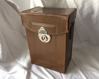 Zeiss Ikon 1704/7 Leather Case