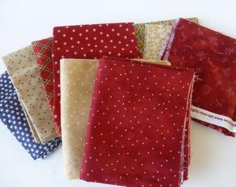 Destash, Americana Fabric