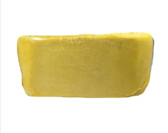 SmellGood - 8lbs Raw Shea Butter Unrefined, Yellow