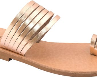 Traditional Straps Leather Sandals