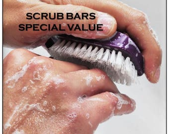 Special Value Scrub Bars 2 for 12.75