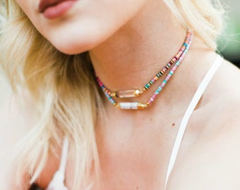 Bryan Necklace | Summer