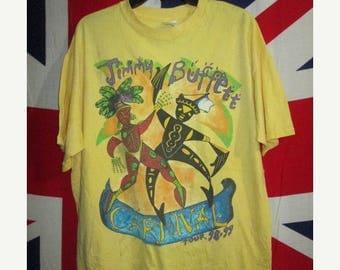 35% Off Vintage Jimmy Buffet Carnival T-shirt original