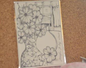 Pen & Ink drawing