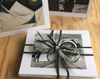 Art Cards pack of 5