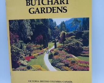 Butchart Gardens Brochure, Vancouver Island, circa 1979