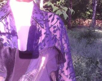 Dress unique female \\\ skirt \\ jacket \\ any size \\ boho