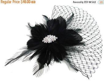 SALE SALE Bridal Flower Hair Clip, Wedding Head Piece, Bridal Hair Accessory