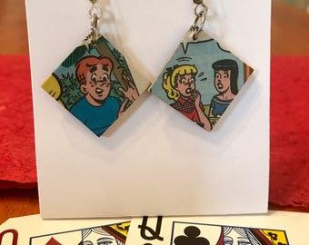 Archie's Dilemma Earrings